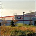Federal Express Distribution Centers, West Boylston, Massachusetts