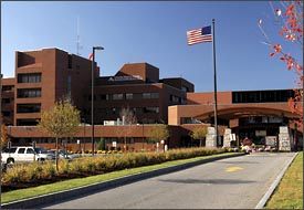 The Cheshire Medical Center, Keene, NH