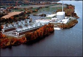 Vermont Yankee Nuclear Power Station, Vernon, Vermont